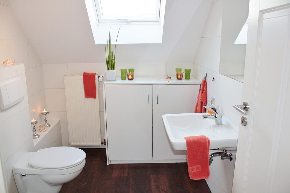 intégrer des WC dans la salle de bain