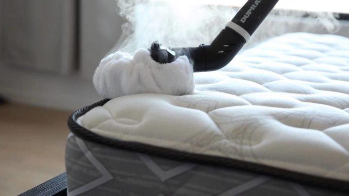 Utiliser un nettoyeur vapeur pour nettoyer son matelas : comment procéder ?