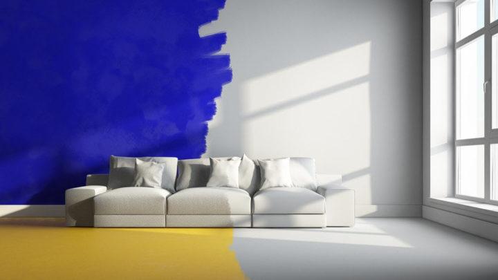 Les couleurs tendances pour sublimer les murs de son salon
