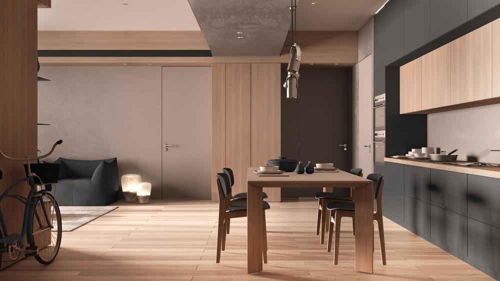Choisir les meubles en bois pour une salle à manger design