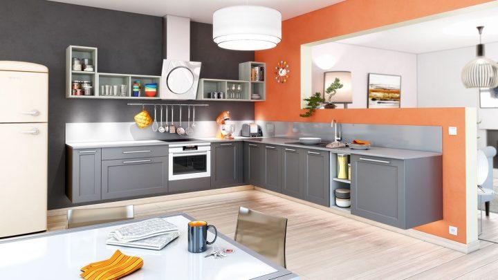 Quelle serait la couleur adaptée pour la cuisine?