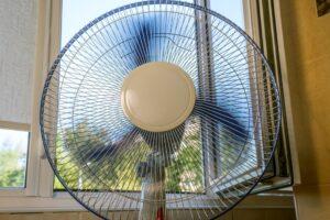 placer un ventilateur à la maison