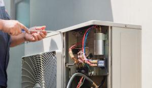 Installation HVAC